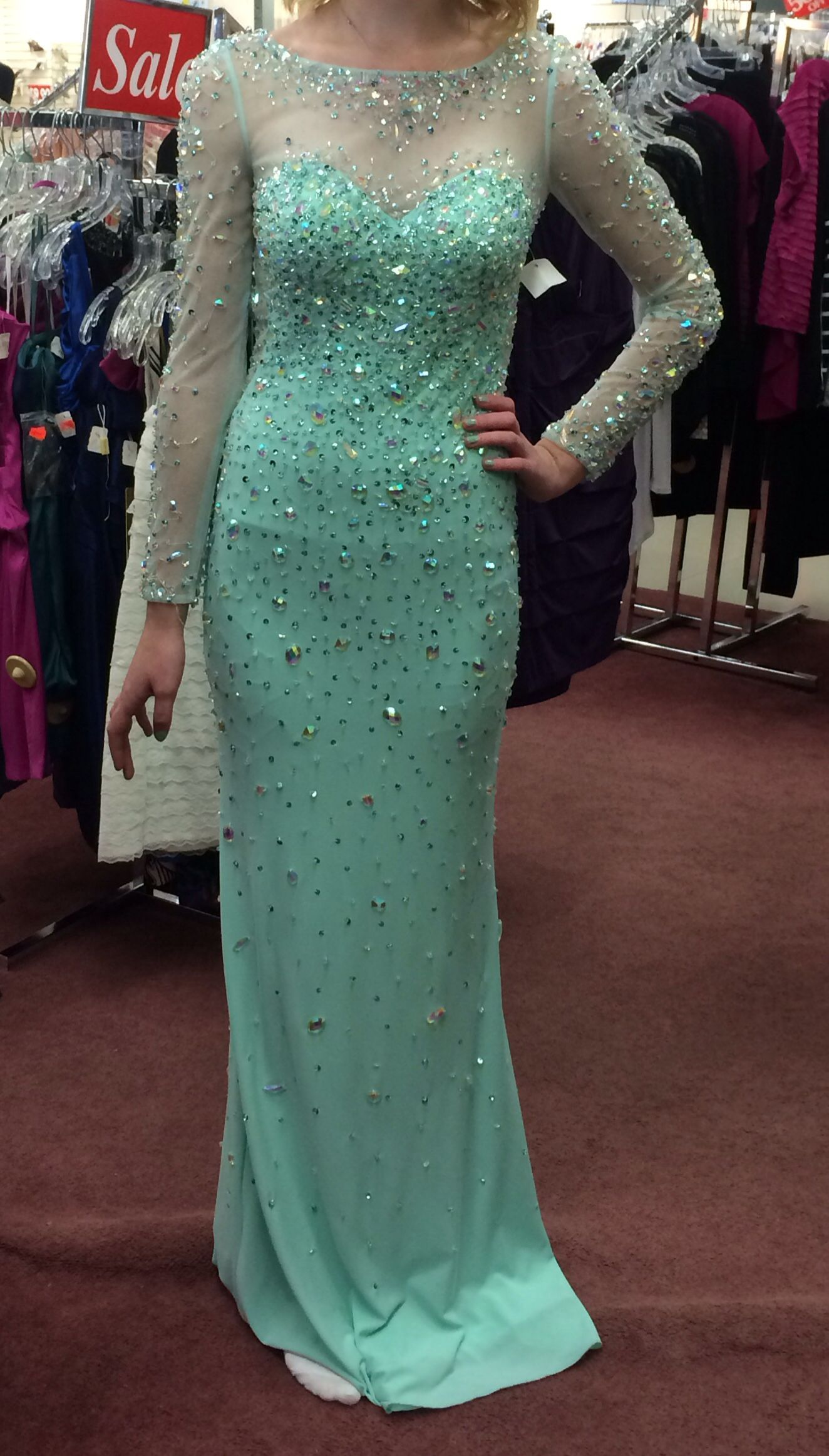 Elsa from frozen prom dress | dances | Pinterest | Elsa, Prom and ...