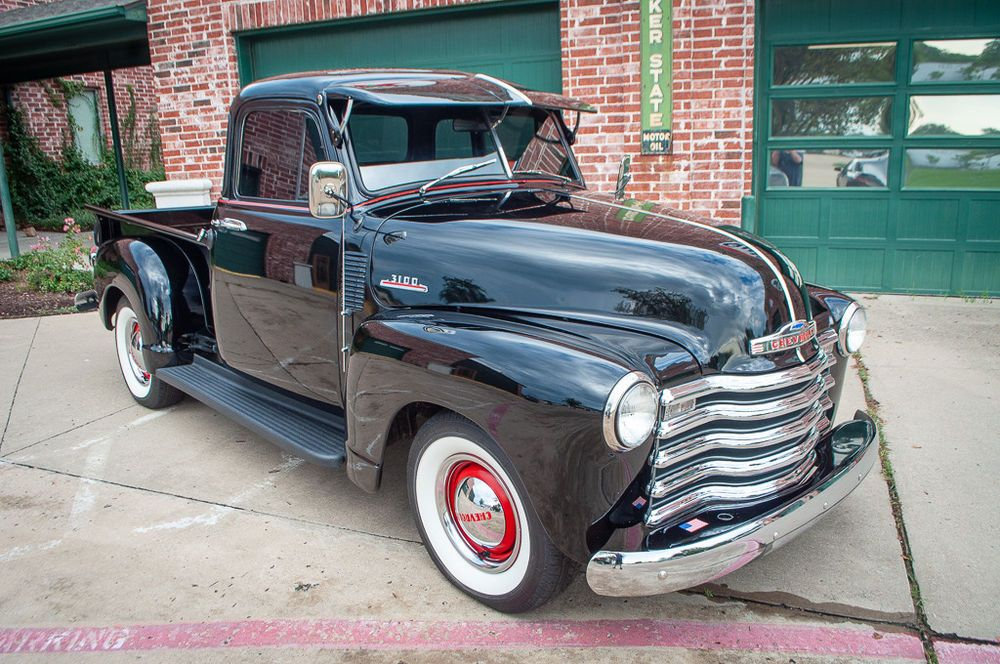 1953 Chevrolet Other Pickups Classic Chevy Trucks Pickup Trucks Classic Trucks