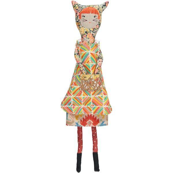 Sarah Campbell, Liberty Print Dolls, Girls