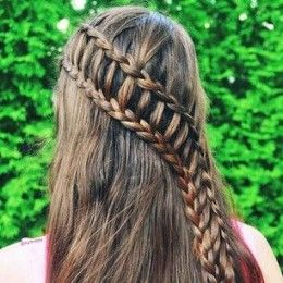 9 Different Ways To Braid Hair Hair Styles Beautiful Hair Long Hair Styles