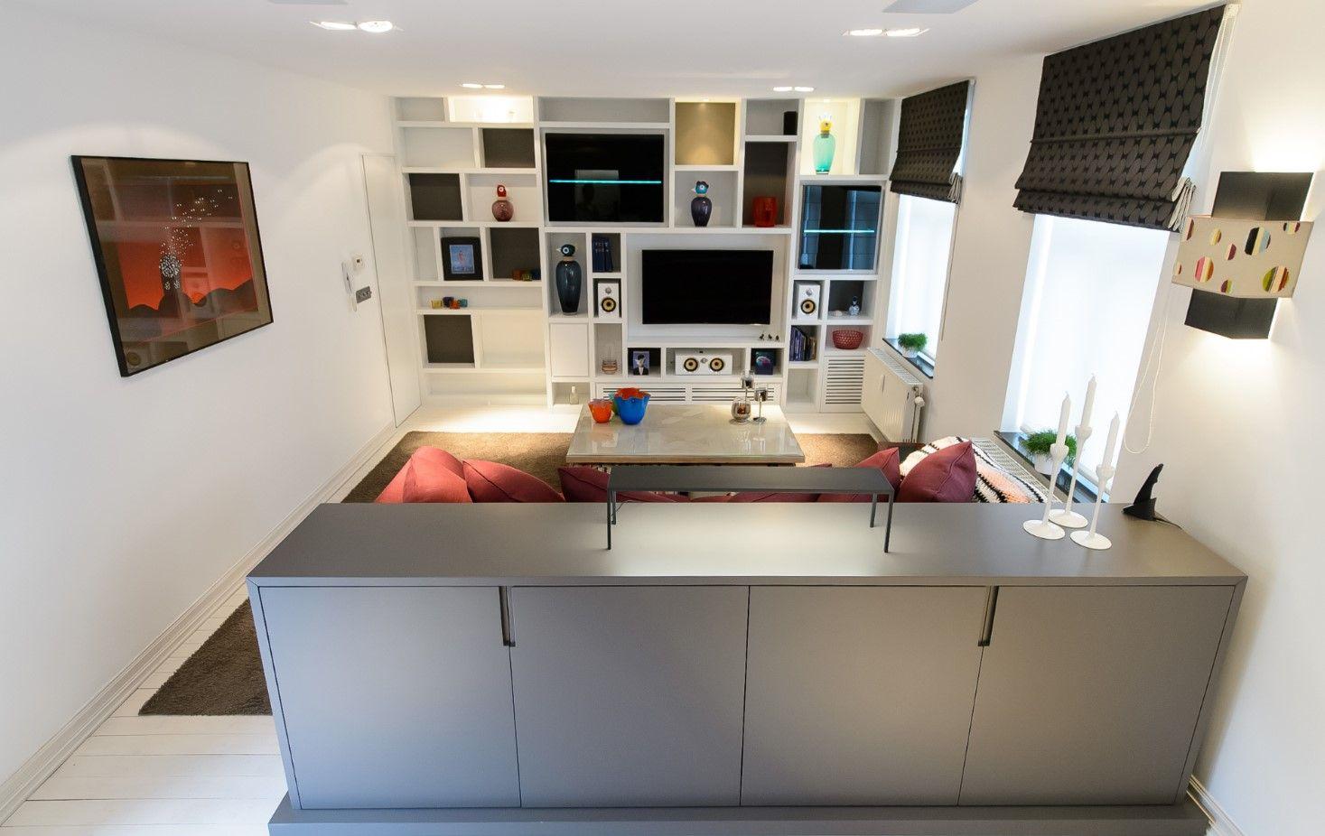 Living Room, Cube Interiors, Spain   Living Room Design, Cube ...