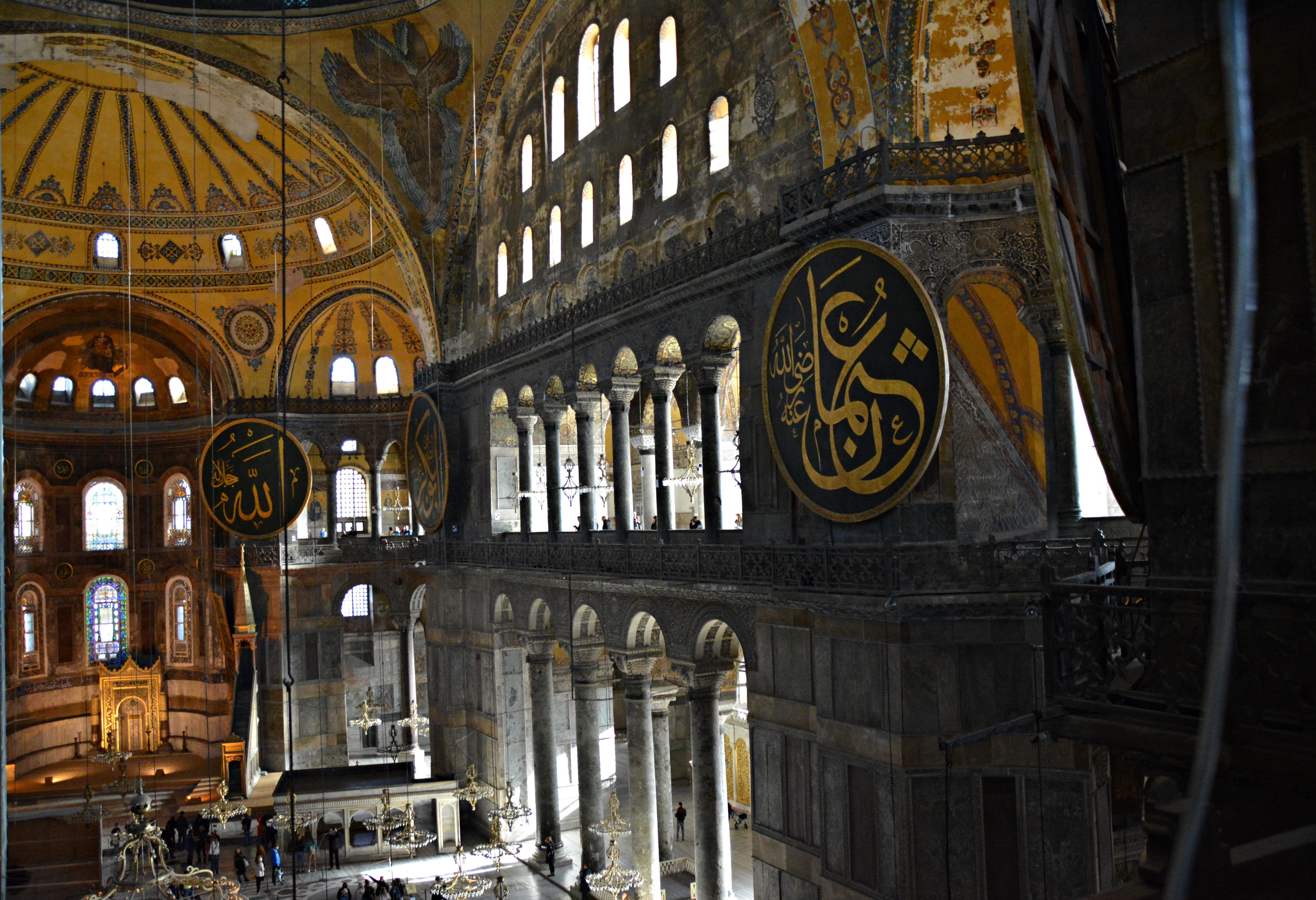 Istanbul Schüsse