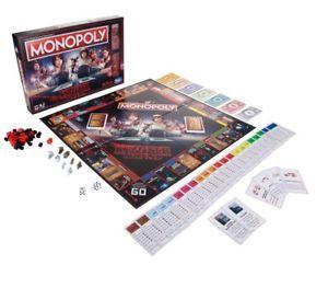A Extrano Las Cosas Juego De Mesa Monopolio Cosas Desconocido Nuevo
