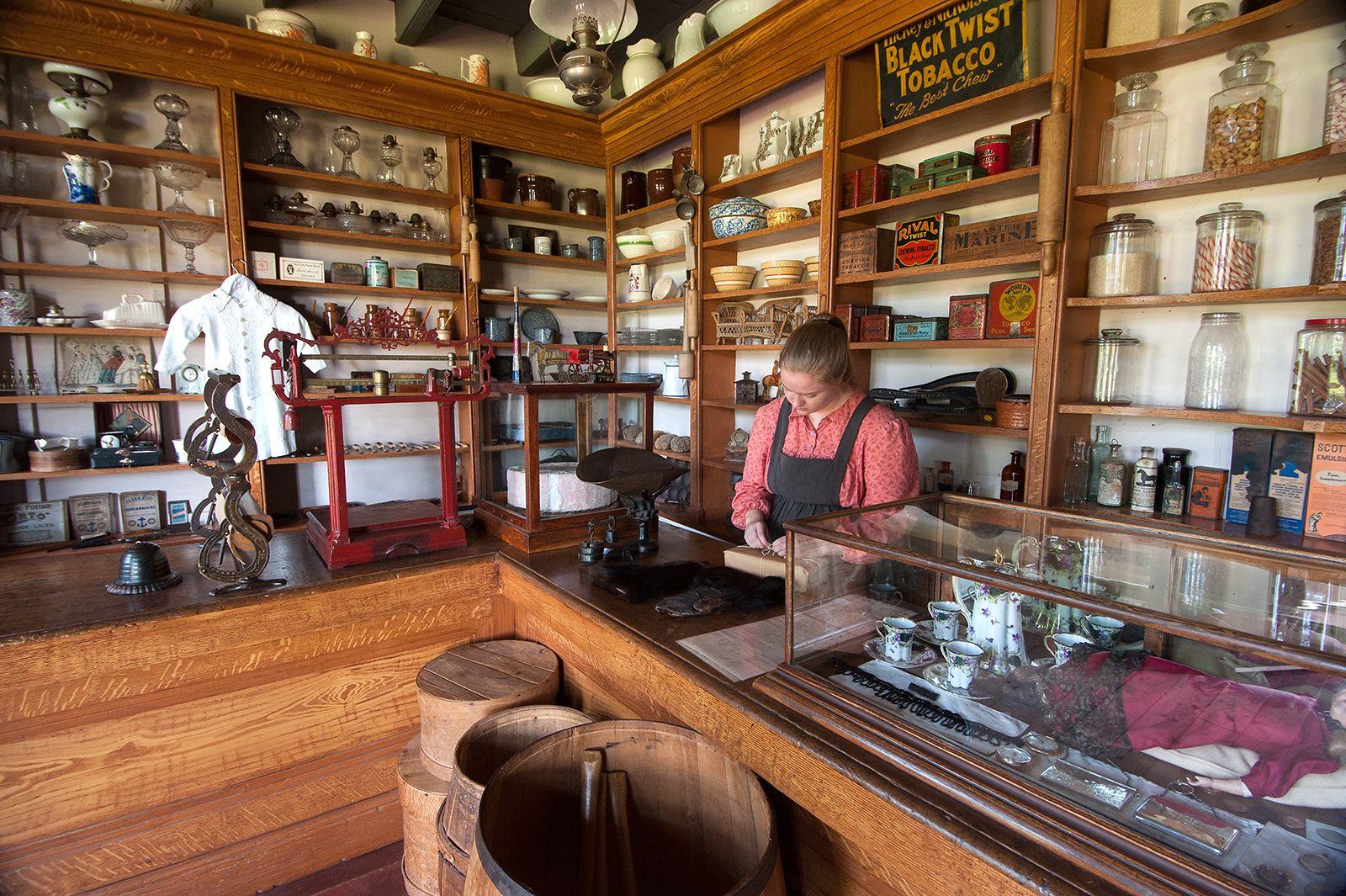 PEI Museum and Heritage Foundation: Orwell Corner Historic Village