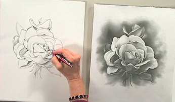 Get realistic drawings everytime with these tips from Lee Hammond on ArtistsNetwork.tv <<--http://bit.ly/1Mmrzio
