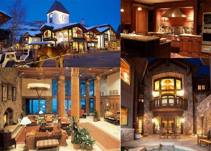 Introducing Top Ski Chalets Rocky Mountain Vacation Rentals - Luxury home vacation rentals