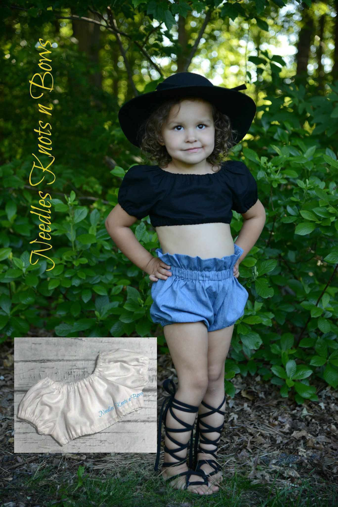 99832b8d311b5a This girly crop top is perfect for Spring