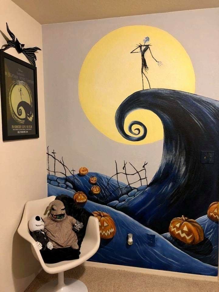 Pin by Lalaine wood on Nightmare before christmas