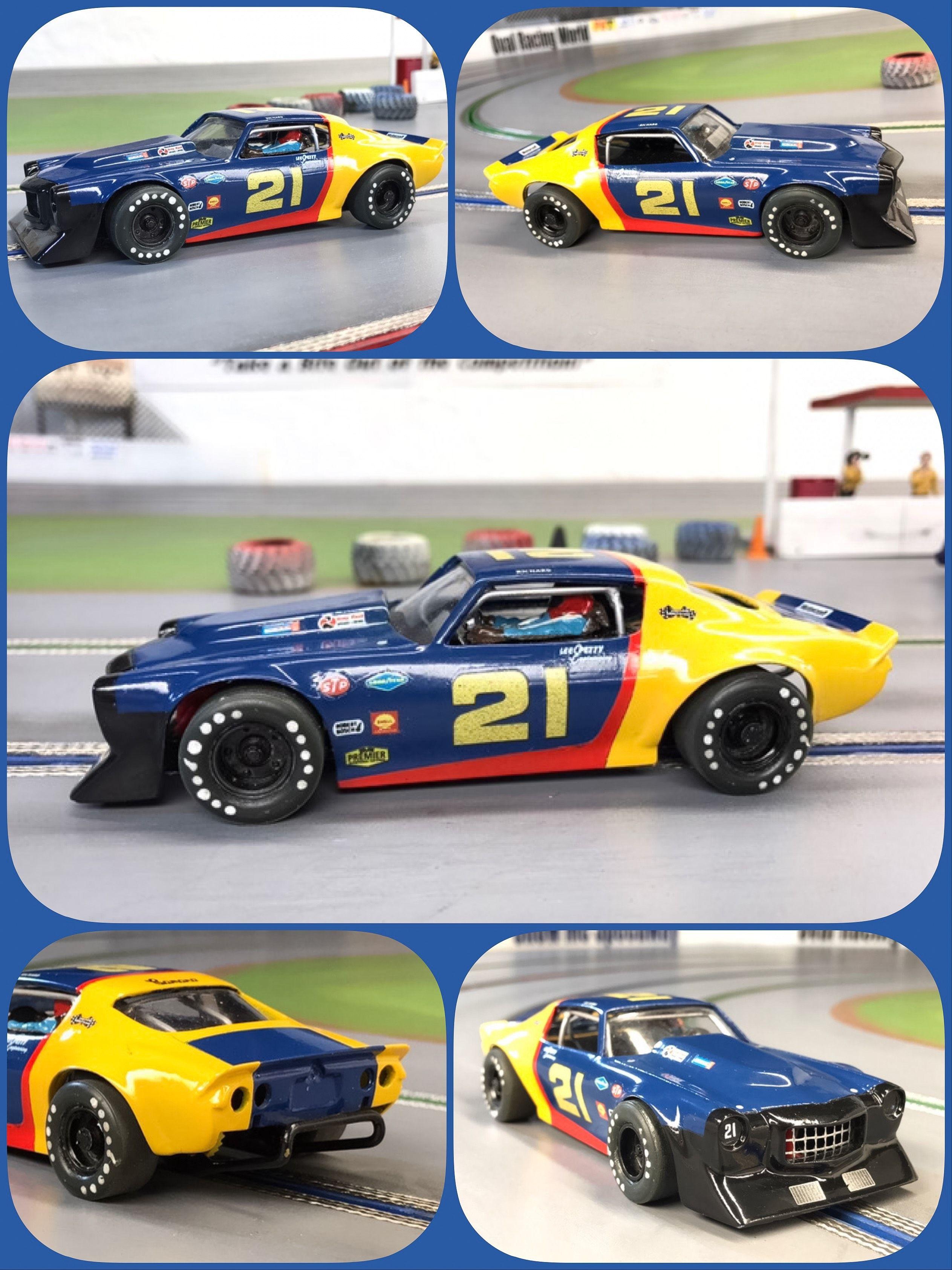 ORW Showdown Series! CrockettNZ Home Racing World