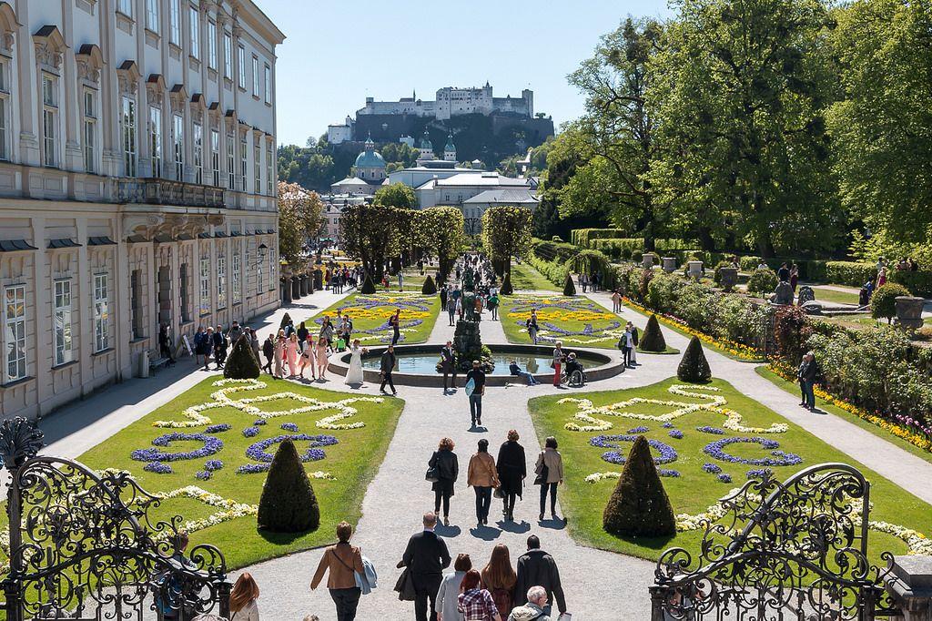 https://flic.kr/p/GNzgiq | Mirabell Garden (Mirabellgarten) in Salzburg, Austria | Mirabell Garden (Mirabellgarten) in Salzburg, Austria.