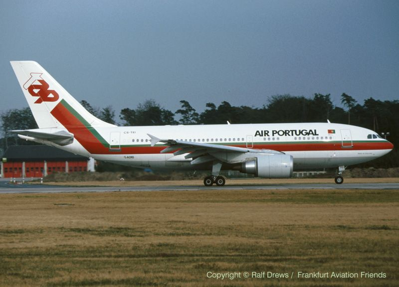 TAP old colors (A300) | TAP Air Portugal | TAP Air Portugal ...