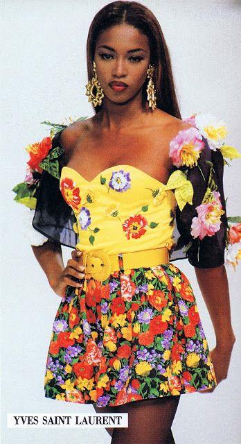 Mannequin culte : La seule et unique Naomi Campbell