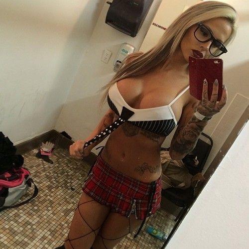 Hot Blonde Big Tits Brazzers