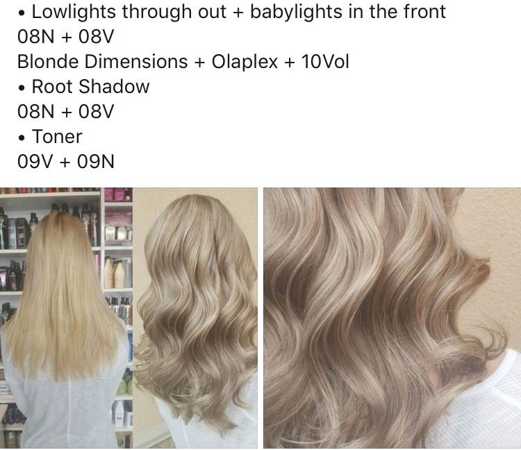 Glambarbie Redken Shades Eq Formula Redken Hair Color Matrix Hair Color Hair Color Formulas