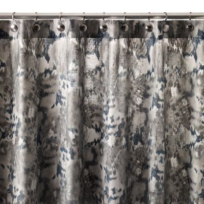 Kenneth Cole Reaction® Home Winteru0027s Air 72 Inch X 72 Inch Shower Curtain