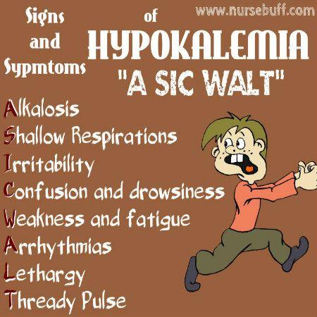 hypokalemia+signs+and+symptoms+nursing+mnemonics | nursing, Skeleton
