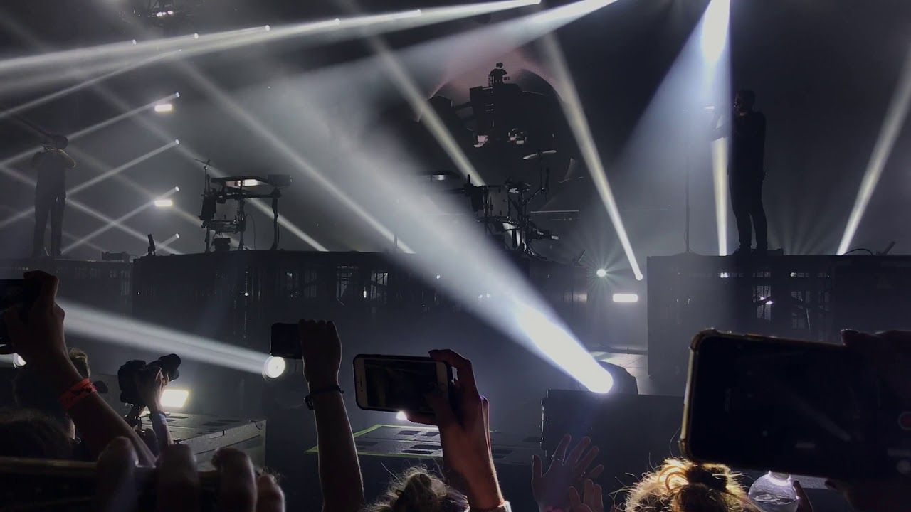 Odesza with the greatest opening to a concert ever ideas pinterest odesza with the greatest opening to a concert ever malvernweather Choice Image