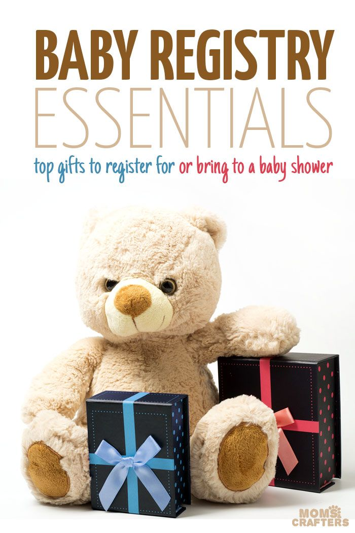 The complete list of baby registry essentials Baby registry - baby registry checklists