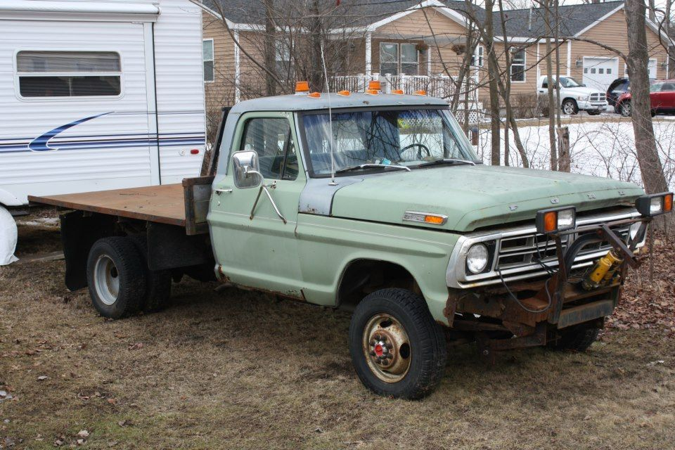 1968 Ford F350 4x4 Marmon Herrington 4x4 Conversion Camion Ford Autos Camiones