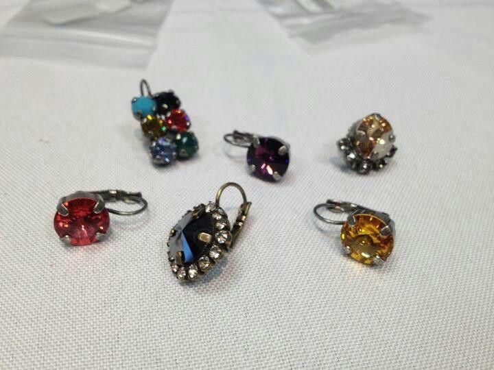 Sabika earrings   Sabika Erbstuck (retired)   Pinterest