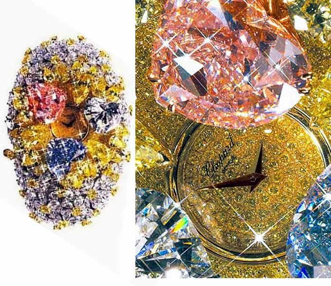 The $25-million Chopard 201-carat Watch-Top 10 Most