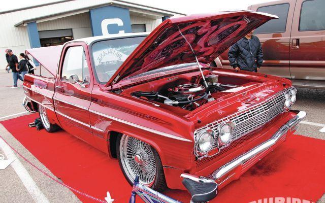 St Tejano Super Car Show Lowrider Magazine Photo LOWRIDERS - Lowrider magazine car show