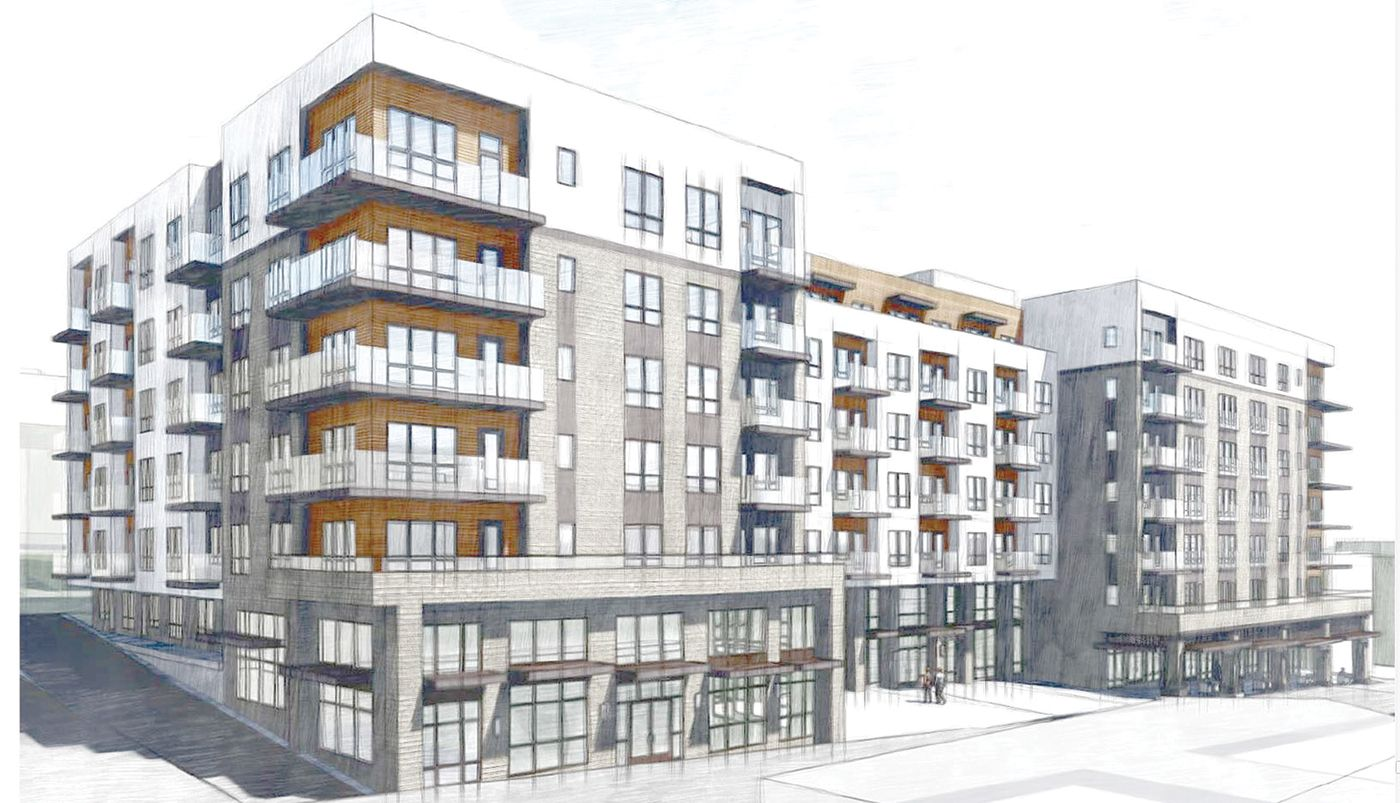 First Design Review Set For 172 Uptown