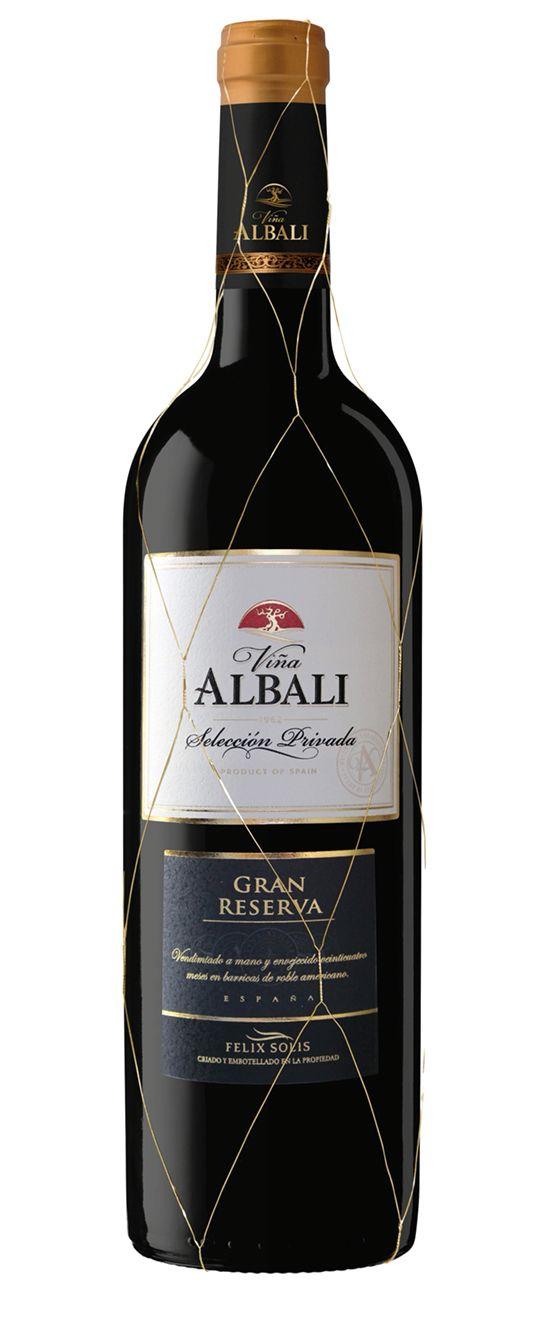 Viña Albali Gran Reserva Selección Privada 96 Puntos Vinos Diferentes Vinos Vino Tinto Mejores Vinos Tintos