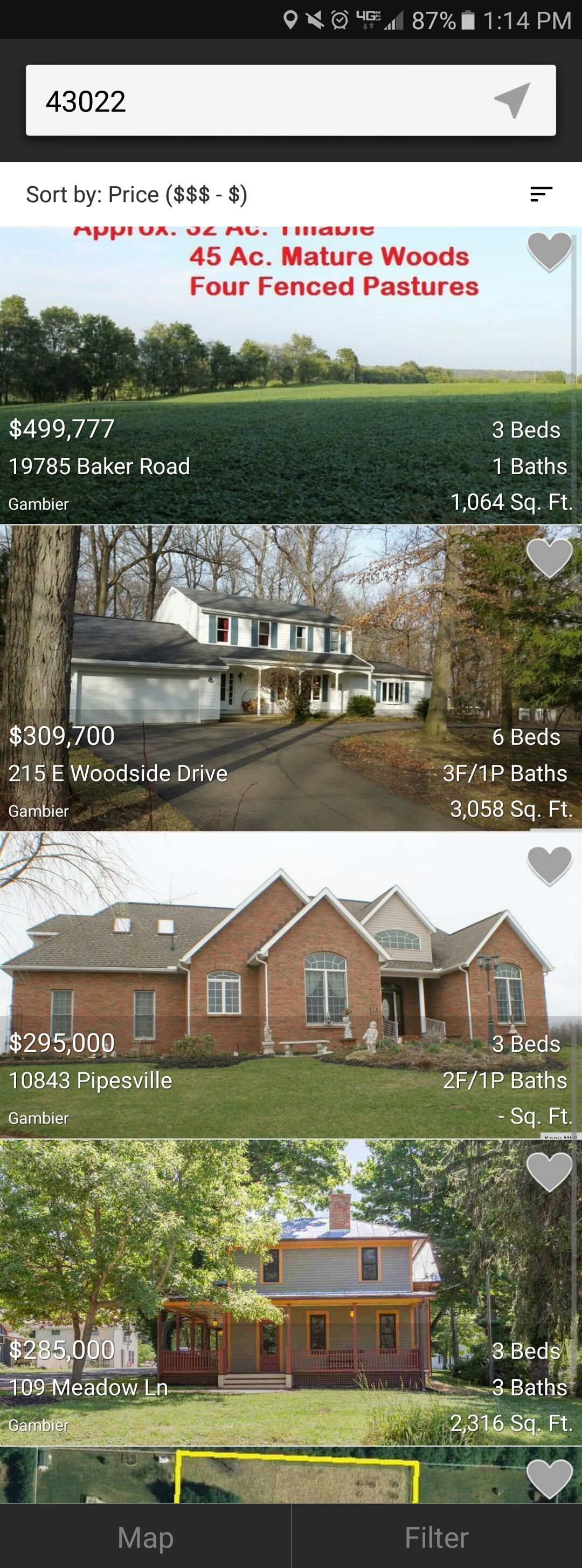 Find homes for sale in gambier ohio with ease by using the