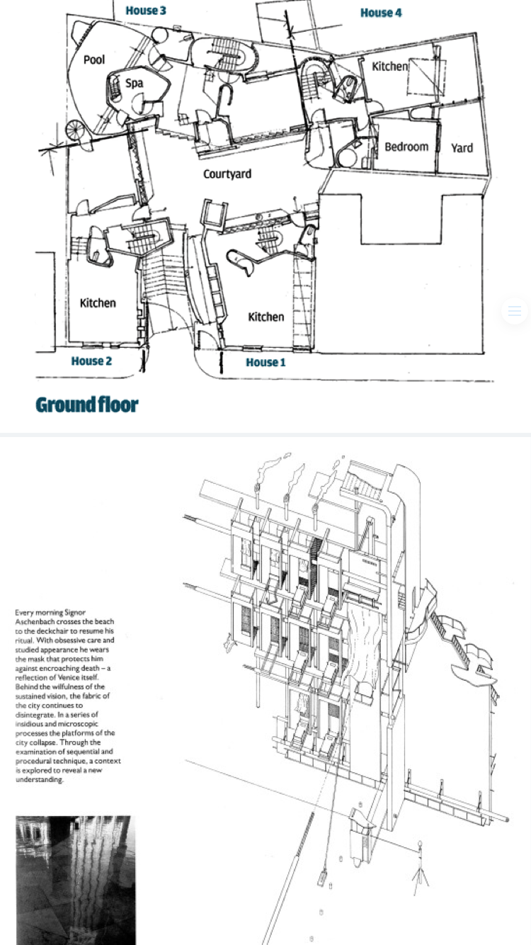 Pin by Andy Stoane on Architecture - drawings and models | Pinterest ...