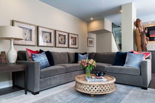 Choosing The Perfect Sofa -- Tips From Kimberley Seldon
