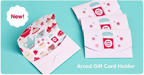 Gift Card Holders From JukeboxprintCom  A Special Gift For Your