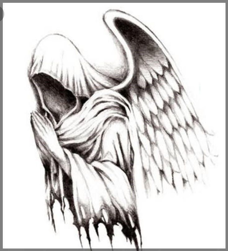 Pin En Tatuaje De Angel