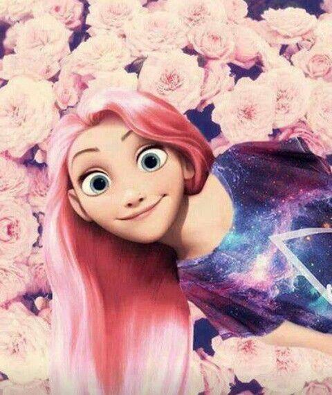 Trop Swag Raiponce Disney Disney Princesse Disney Swag