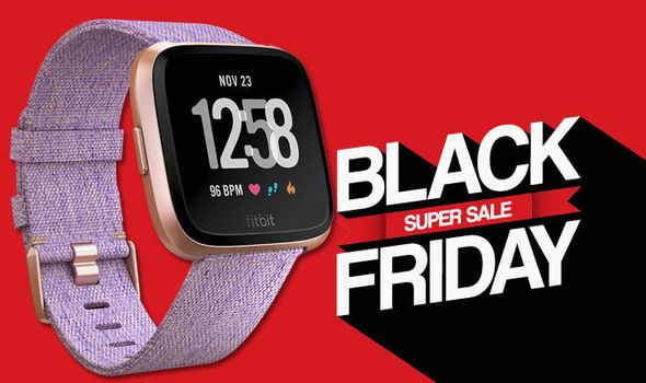 Fitbit Black Friday Deals Best Deals And Offers On Smartwatches And Fitness Trackers Black Fitbit Fitbit Fitness Tracker
