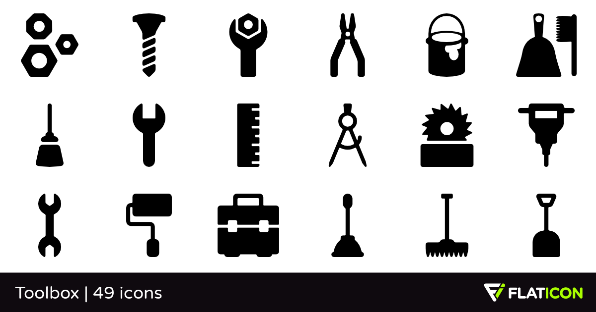 Image Result For Toolbox Icon Tool Box Icon Image