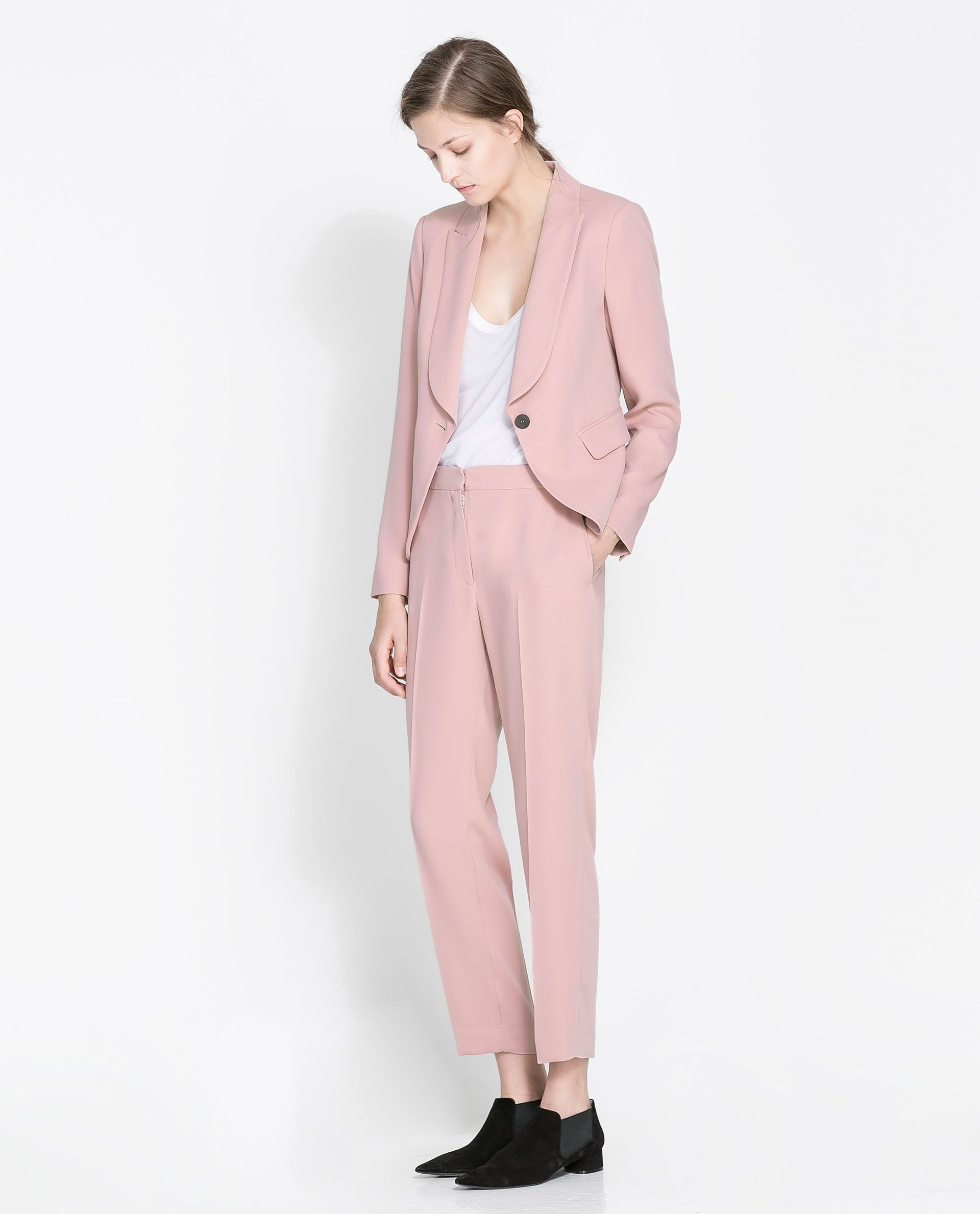 35b1b9388d Blazers - Woman | ZARA Canada | Get in My Closet. Now. | Fashion ...
