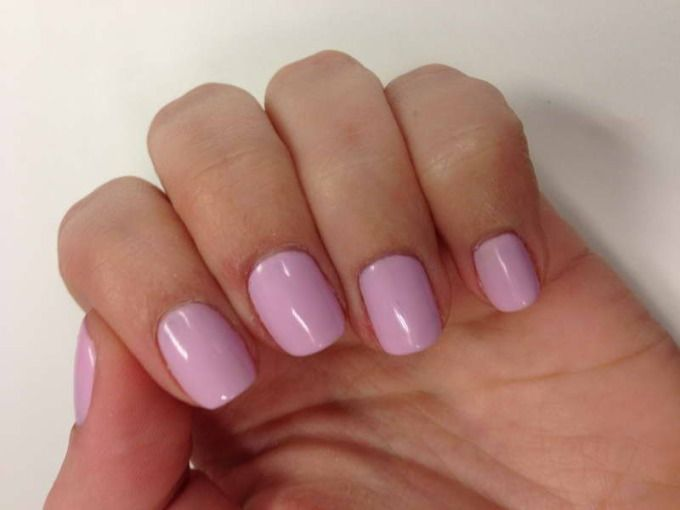 pink nail polish for dark skin - Google Search | Nails | Pinterest ...