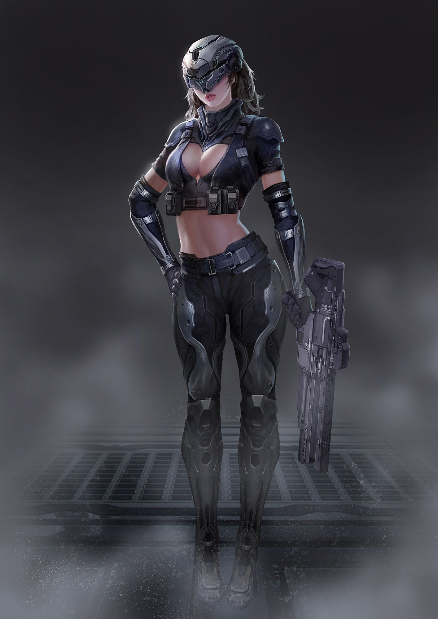 Pin By Don Mcann On Sci Fi Sci Fi Characters Fantasy Art