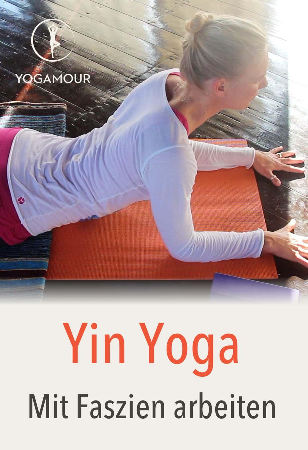 Yin Yoga – die erste Folge