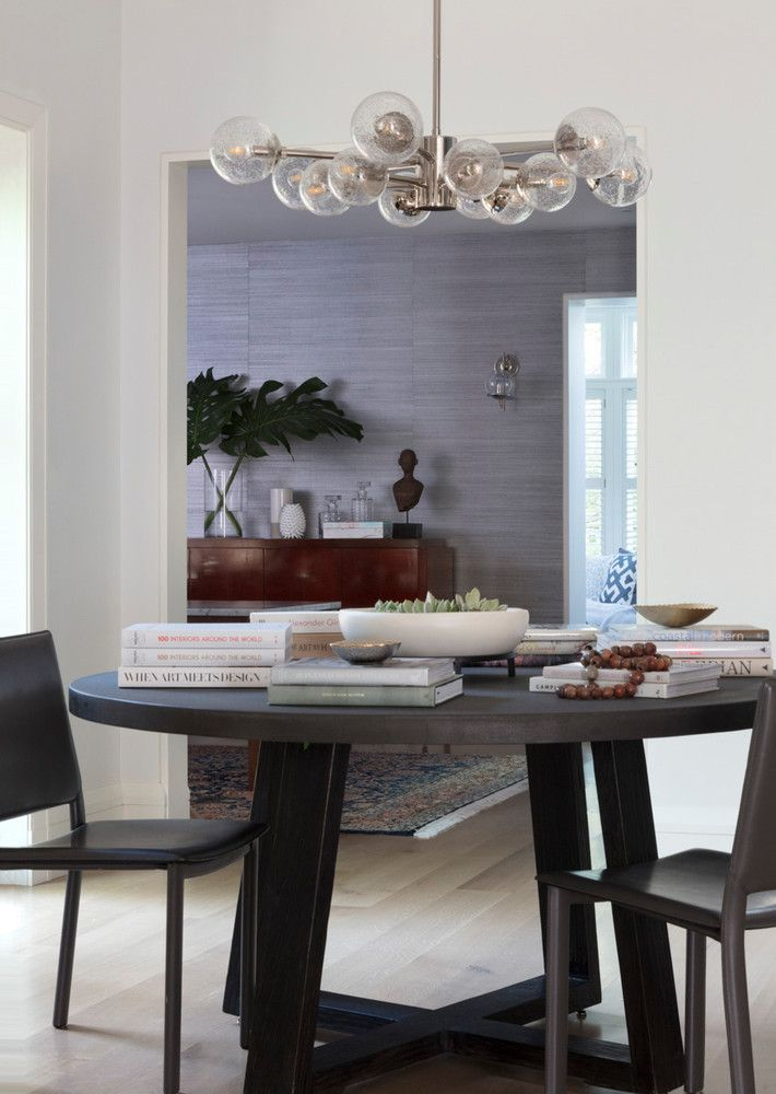 informal dining room inspiration A Historic Cambridge