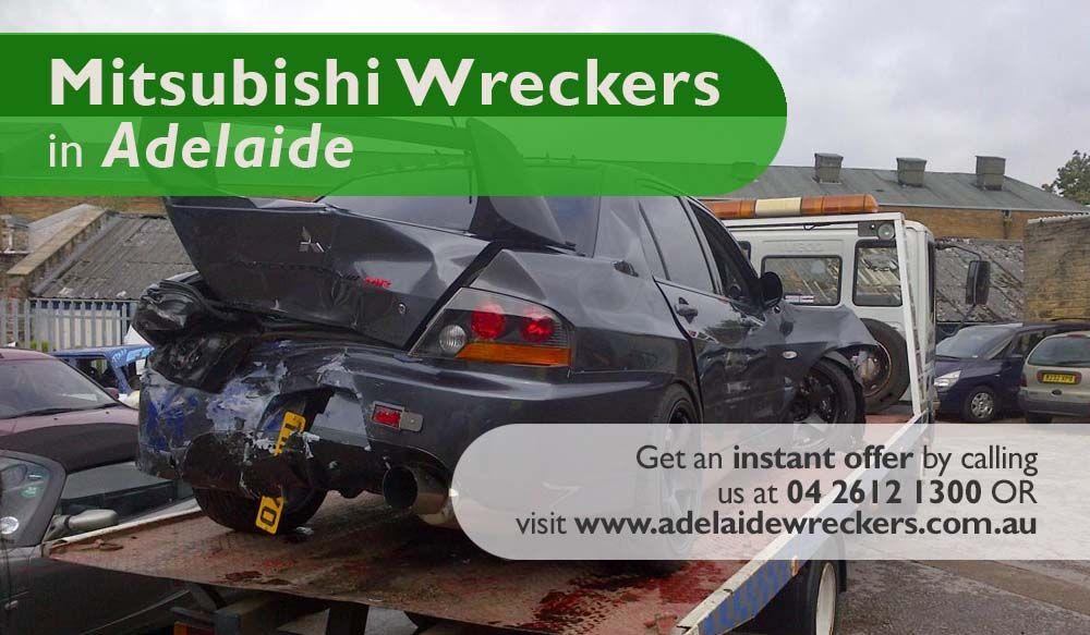 Mitsubishi Wreckers Adelaide Cash for Mitsubishi Cars