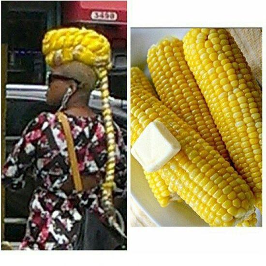 How Much Do You Love Corn 8 Photos Beauty Memes Bones Funny Ghetto Humor