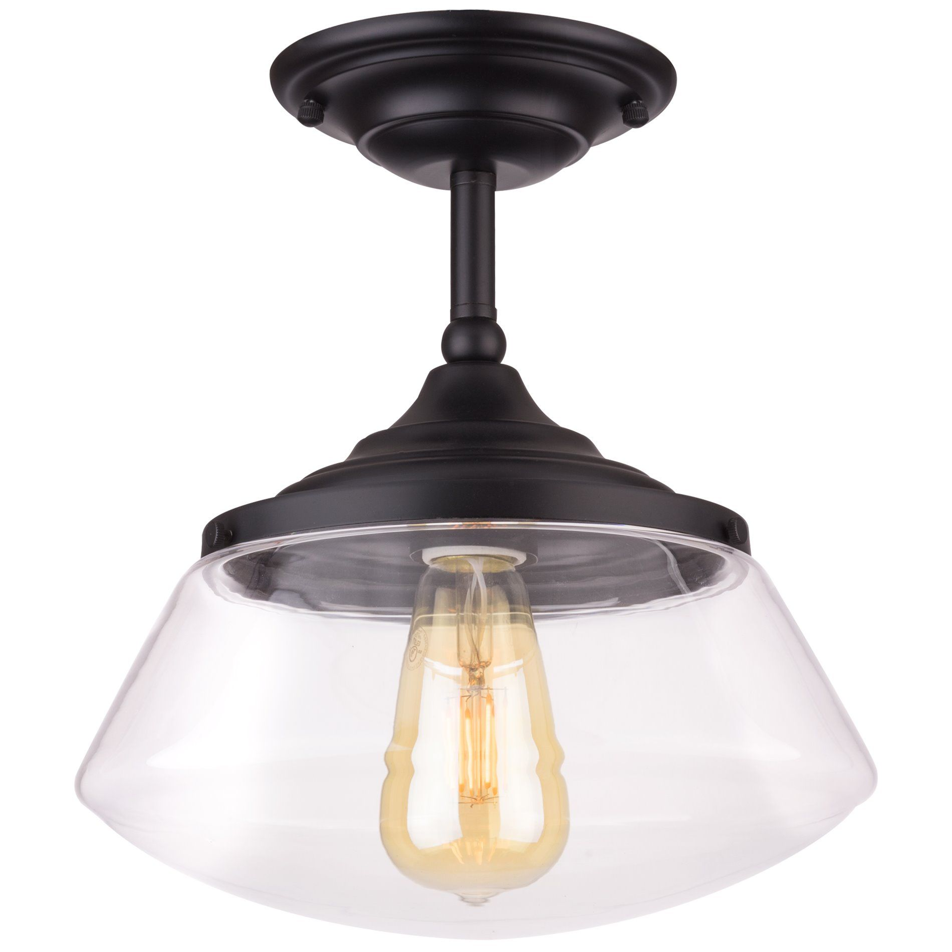 Home Ceiling Lights Ceiling Light Fixtures Glass Shades
