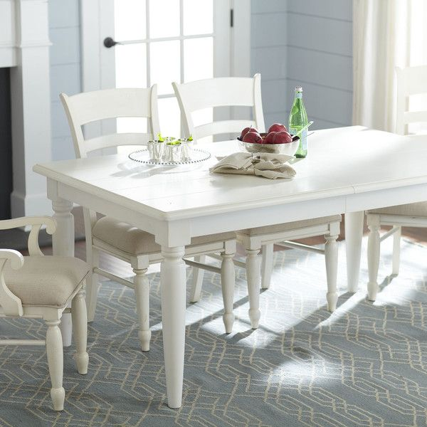 Birch Lane Hemsworth Extending Dining Table