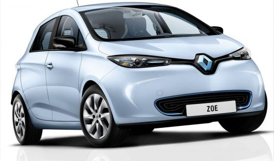 ZOE is Renault's solution to Zero Emission mobility