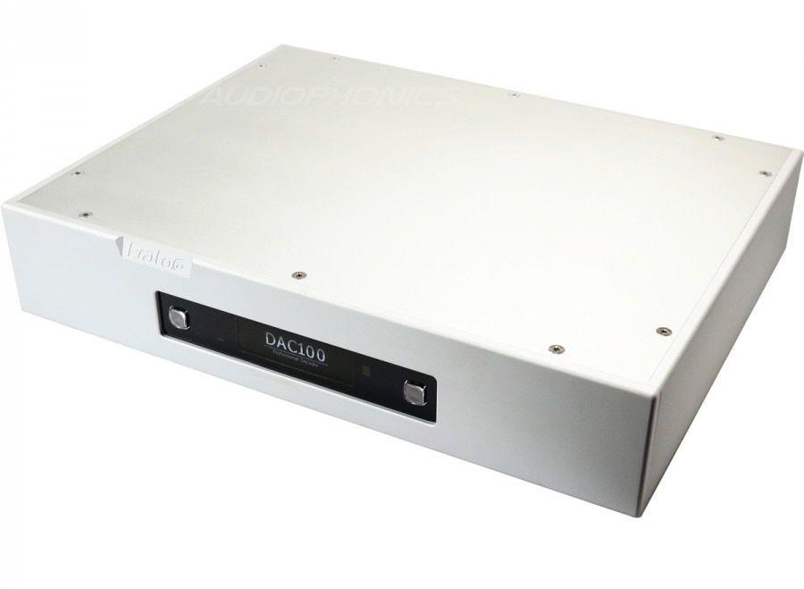 ERATO DAC100 V1 DAC Symétrique XLR 24bit / 192Khz 2x AK4497