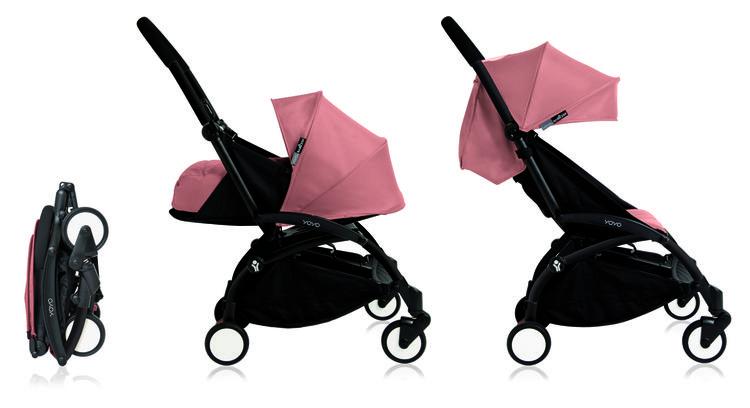 NEW Yoyo+ Bundle Newborn20kg Yoyo stroller, Newborn