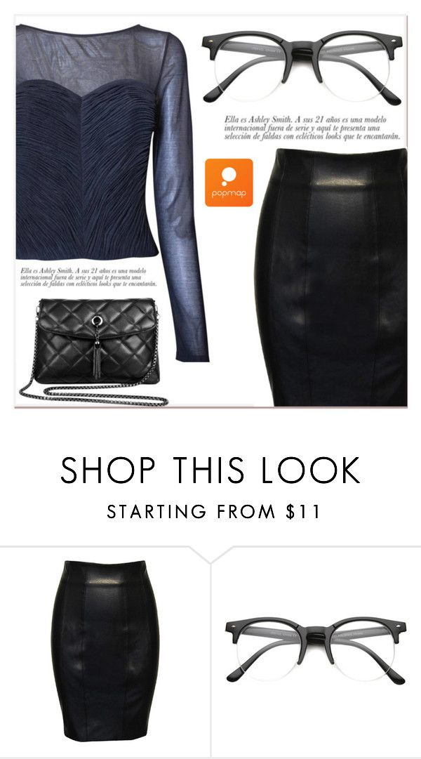"""# II/10 Popmap"" by lucky-1990 ❤ liked on Polyvore featuring women's clothing, women's fashion, women, female, woman, misses, juniors and popmap"