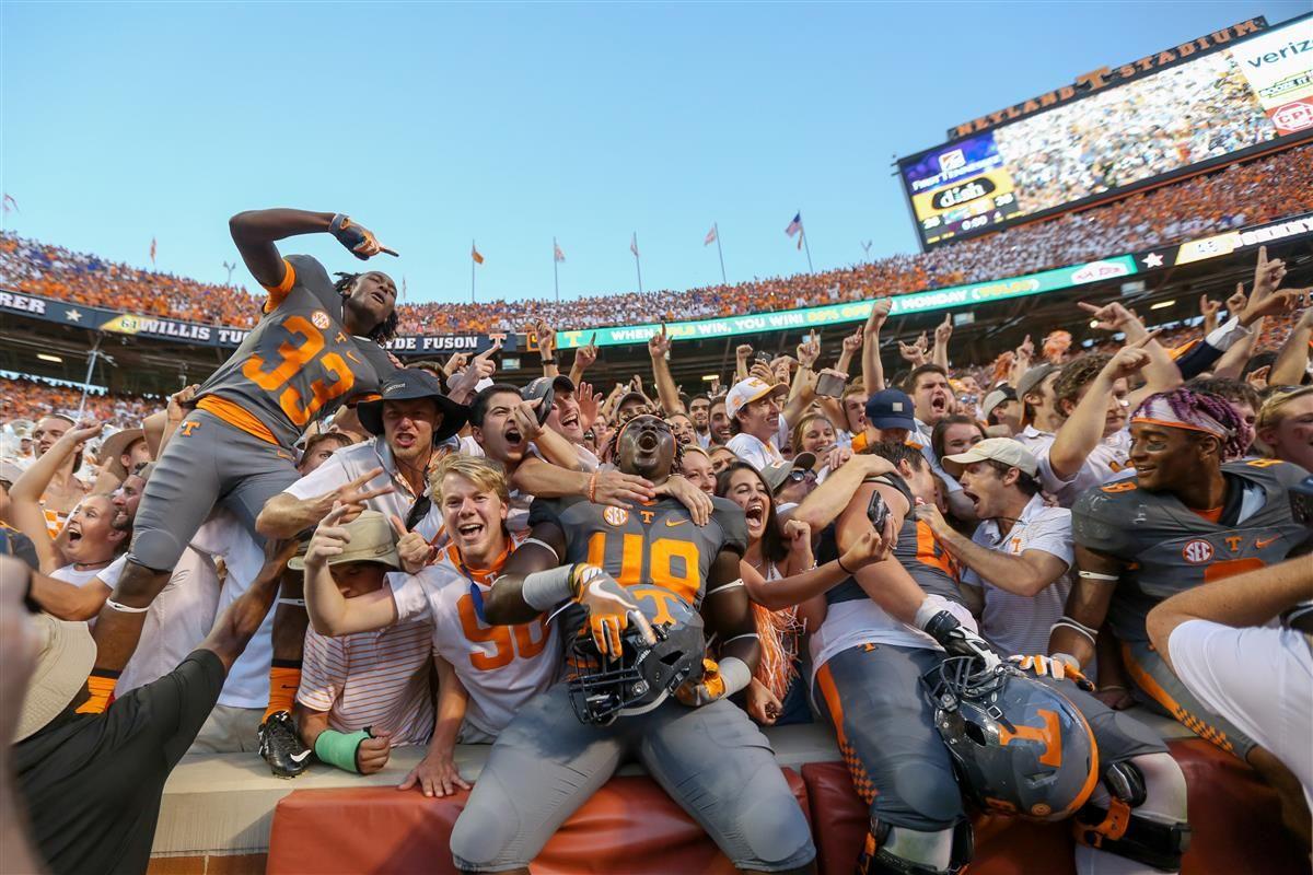 352103 Tennessee football, Tennessee volunteers